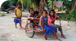 Kiribati children