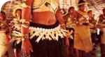 Traditional dance costume